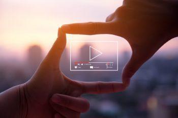 online-live-video-marketing-concept